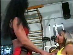 Female Muscle - Bodybuilding Mature Women Part3