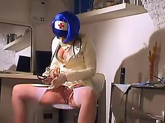 Pumping latex nurse 1