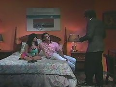 Vintage blackjack sex with couple on vacation