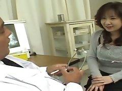 korean doctor and korean stunning anal